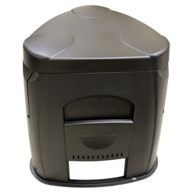 Компостер 240L с крышкой Compost Bin трехсторонний, разборный