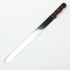 Нож для бисквита с ровным краем, рабочая поверхность 35 см