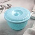 Bowl-the bowl 1.1 l with lid, MIX color
