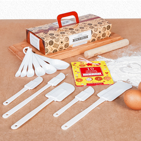 "A kit for making ""Cooking cookies"""