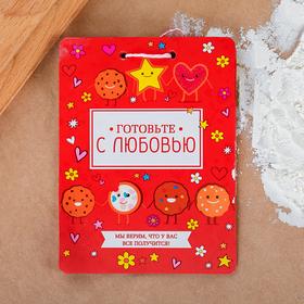 """Набор для приготовления """"Выпекаем печенье вместе"""" - фото 7283475"""