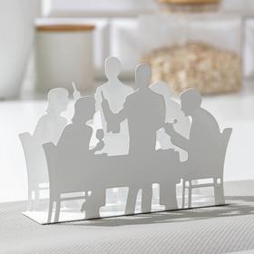 {{photo.Alt || photo.Description || 'Салфетница Доляна «Ужин»,15×4×11 см, цвет МИКС'}}
