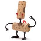 Декор для винной пробки robots люк