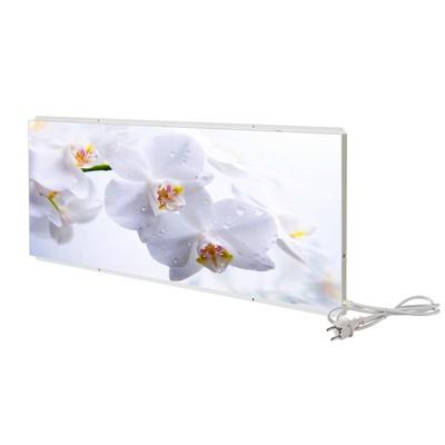 """Отопительная панель """"СТЕП 250 - Белый цветок"""", 0.96 х 0.58 м"""