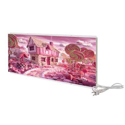 """Отопительная панель """"СТЕП 250 - Candy shop"""", 0.96 х 0,63 м"""