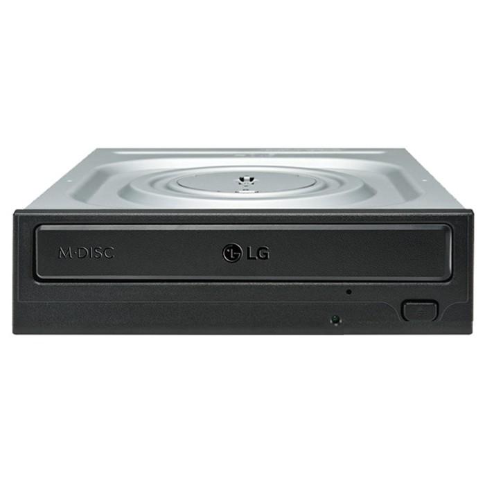 Привод DVD-RW LG GH24NSD1 черный SATA внутренний
