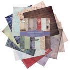 """Набор бумаги для скрапбукинга (13 листов) """"Нулевой меридиан"""" 180г/м2, 30,5х30,5см"""