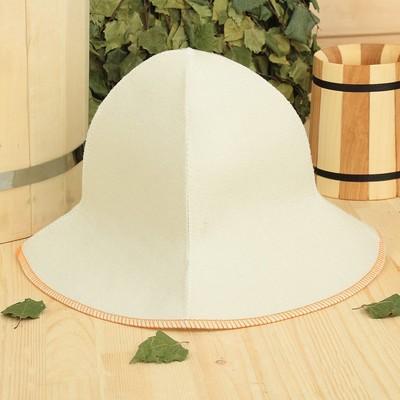 "Bath hat ""Panama"", polyester, economy"
