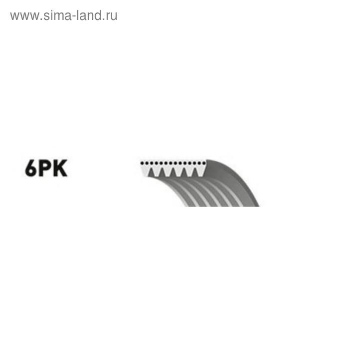 Ремень приводной Gates 6PK2175