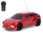 Машина радиоуправляемая «Гоночный джип», работает от батареек, цвета МИКС