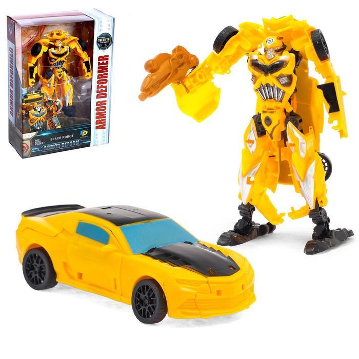 Робот «Автобот» - фото 105506708