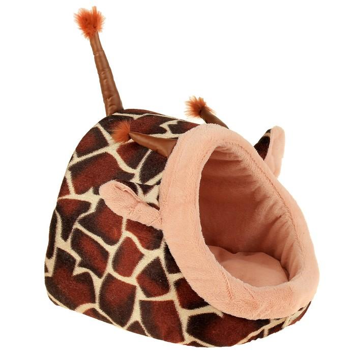 """Дом """"Жираф"""", 30 х 30 х 34 см"""