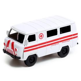 Машина инерционная «Микроавтобус Спецслужбы», МИКС