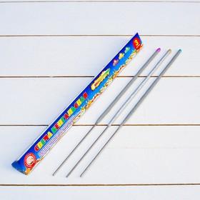 """Set sparklers """"Tsvetodelenie"""", 30cm (3pcs)"""