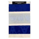 Коврик для ванной, LEMIS 50х80, цвет синий
