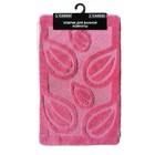 Коврик для ванной, LEMIS 60х100, цвет розовый