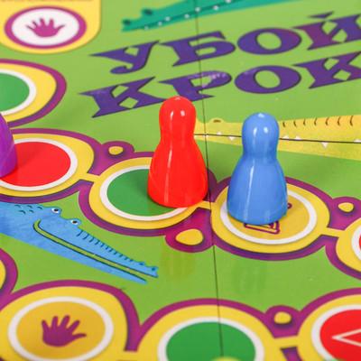 Игра на объяснение слов «Убойный крокодил», 100 карточек