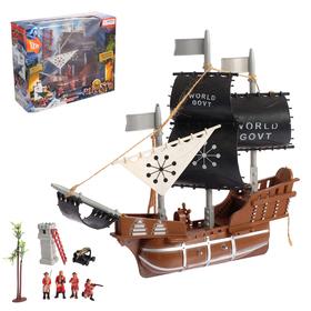Набор пиратов «Черные паруса», МИКС