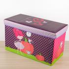 """Короб для хранения """"Золушка"""", цвет синеренвый - фото 308300953"""