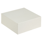 Кондитерская упаковка, короб, 25,5 х 25,5 х 10,5 см