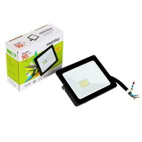 Прожектор светодиодный Smartbuy FL SMD, 10 Вт, 4100 K, IP65 Ош