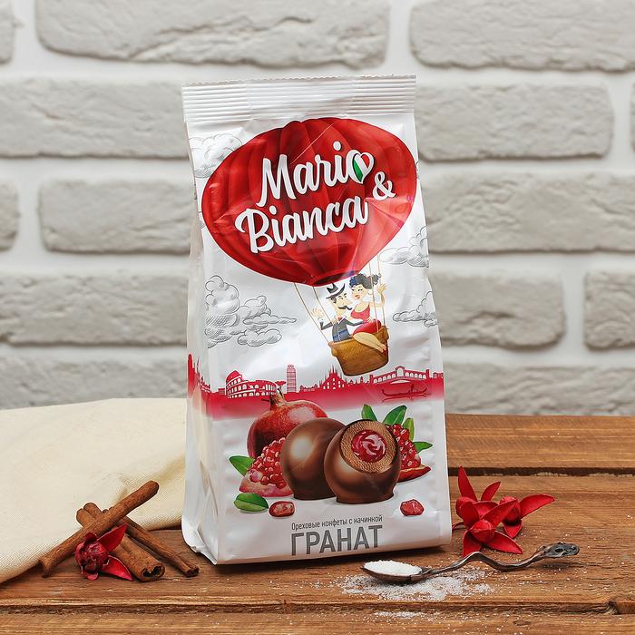"""Ореховая конфета с начинкой """"Гранат"""" 190 гр"""