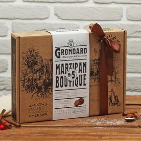 Конфеты марципановые Grondard сливочные, подарочный набор, 120 г в Донецке