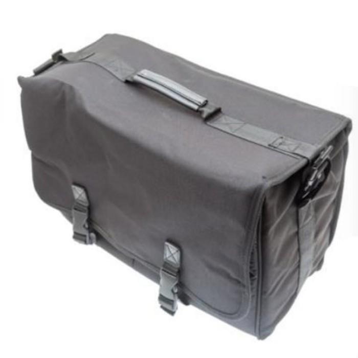 Сумка для инструментов, раскладная, цвет серый (h10922)