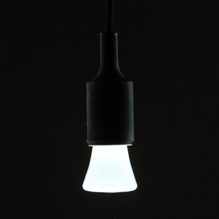 """Лампа светодиодная декоративная Luazon Lighting """"Фонарик"""", 5 SMD2835, для белт-лайта, белый"""