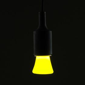 """Лампа светодиодная декоративная Luazon Lighting """"Фонарик"""", 5 SMD2835, для белт-лайта, желтый"""