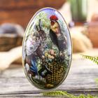 "Jewelry box ""Egg Easter"""