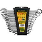 """Набор ключей KRAFTOOL """"EXPERT"""" 27079-H12C, комбинированные, Cr-V, 6-24 мм, 12шт"""