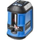 Нивелир лазерный «ЗУБР Профессионал 34902», линейный, двухлучевой, 15 м, точность ± 0,3 мм