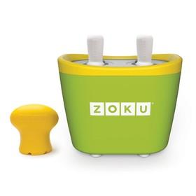 Набор для приготовления мороженого Duo Quick Pop Maker, зелёный