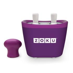 Набор для приготовления мороженого Duo Quick Pop Maker, фиолетовый