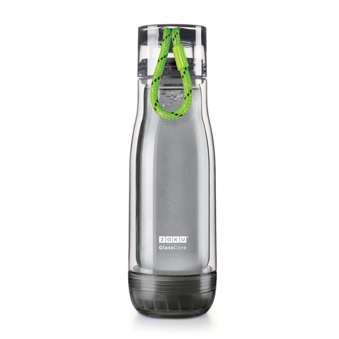 Бутылка Zoku Active,зелёная, 475 мл