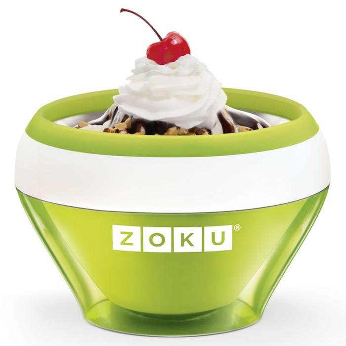 Мороженица Ice Cream Maker, зелёная