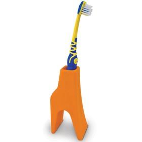 Держатель для зубной щетки Giraffe, оранжевый