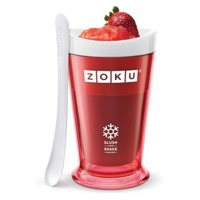 Форма для холодных десертов Slush & Shake, красная