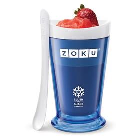 Форма для холодных десертов Slush & Shake, синяя
