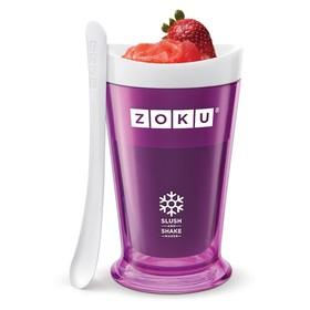 Форма для холодных десертов Slush & Shake, фиолетовая