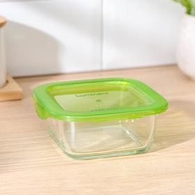 360 ml square container Keep'N Box.