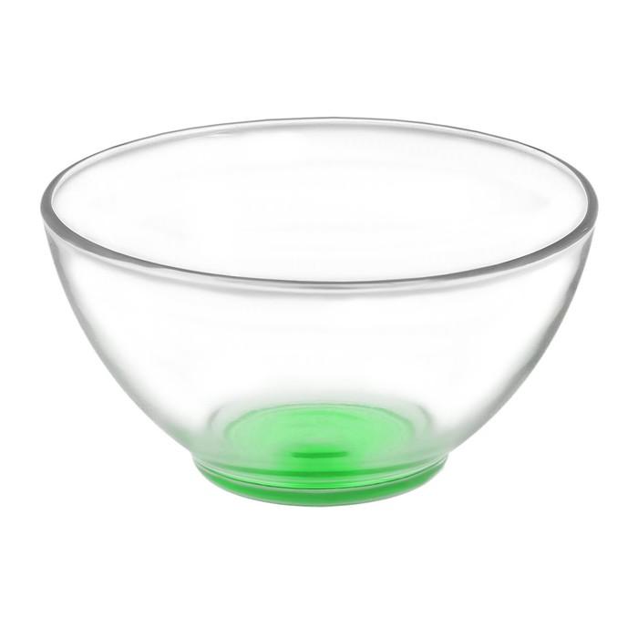 Салатник 500 мл Color, цвет зеленый