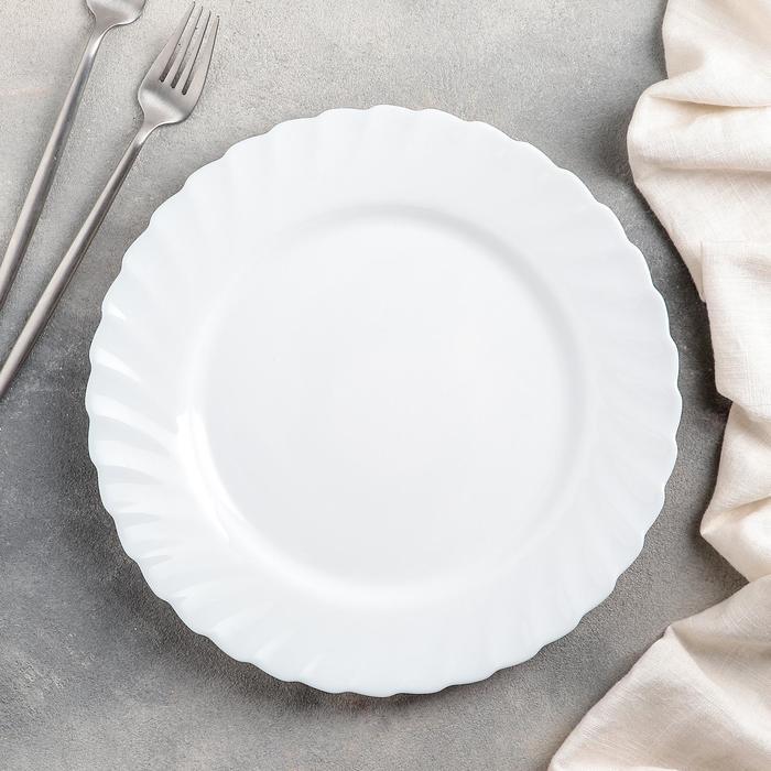 Тарелка обеденная 27 см Trianon - фото 308066875