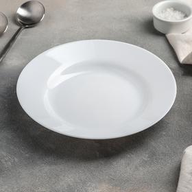 Тарелка суповая 22 см Everyday Ош