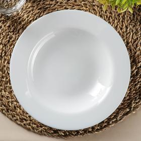 Тарелка суповая 470 мл Evolution, 22 см