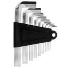 Набор ключей шестигранников LOM 1.5 - 10 мм 9 штук