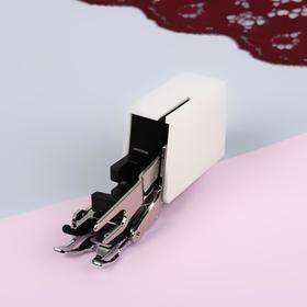 Лапка для швейных машин, шагающая, верхний транспортёр 5 мм, AU-118