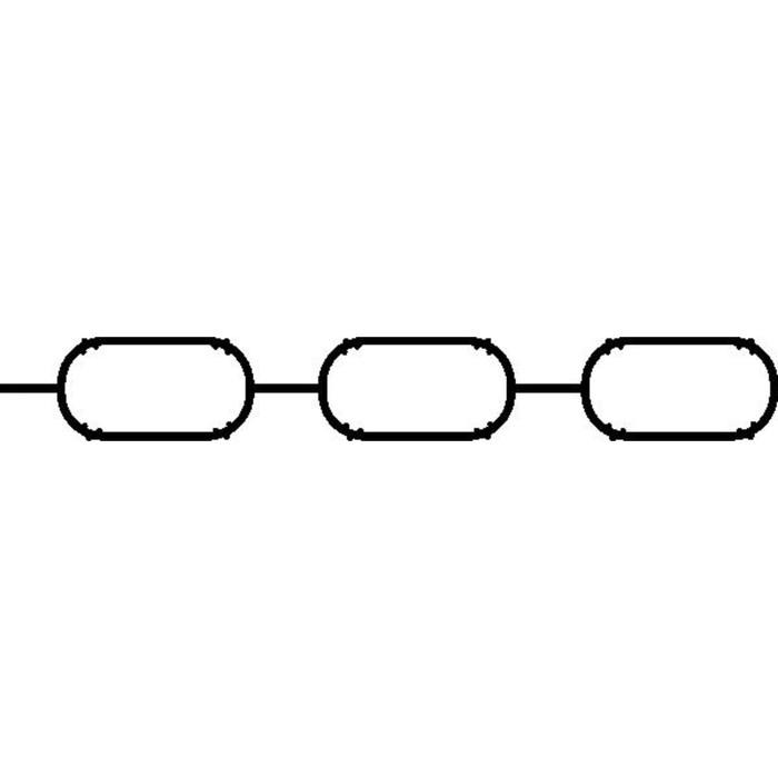 Прокладка коллектора впускного ELRING 383250