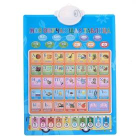Обучающий электронный плакат «Учимся, играя», 10 функций
